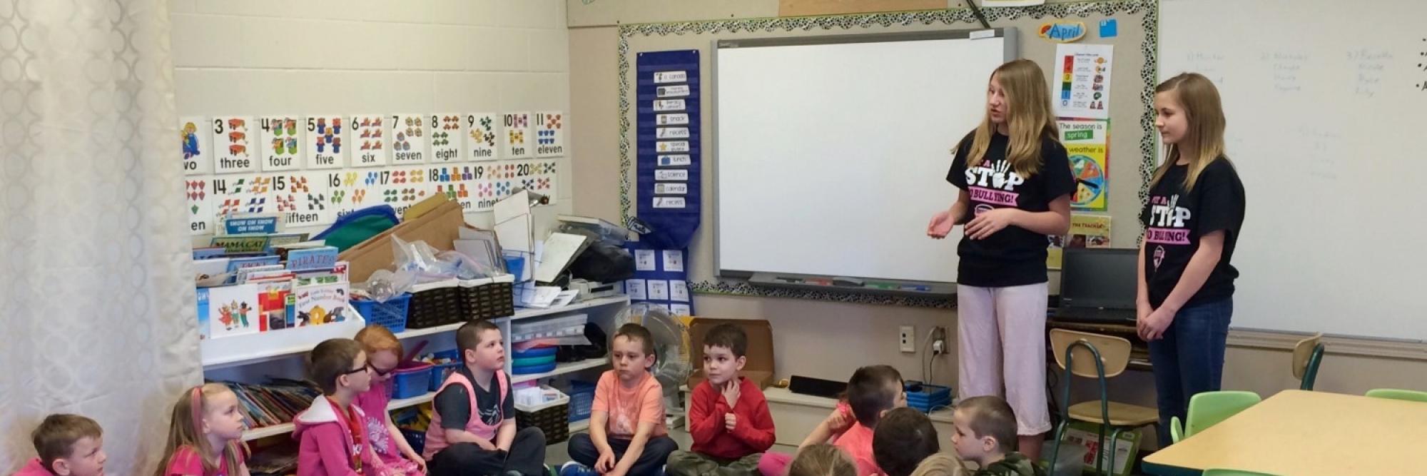 Bullying Prevention a Priority at Churchbridge School