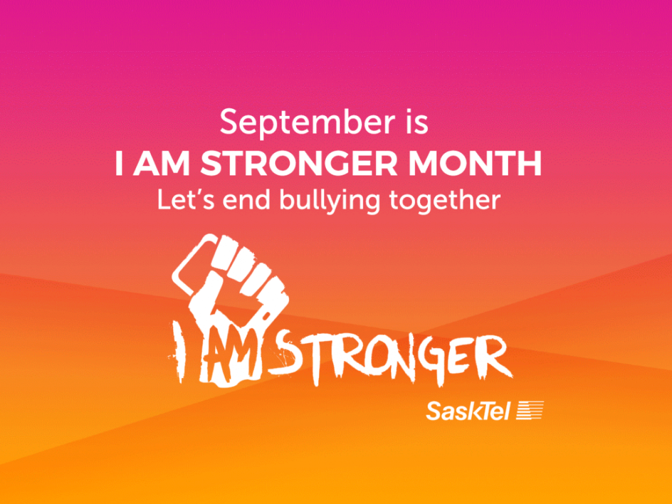 I Am Stronger Month