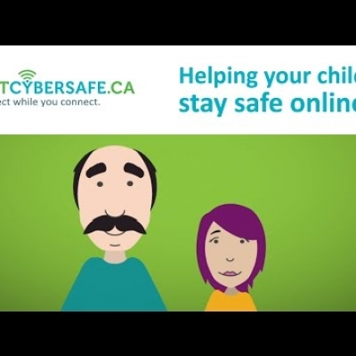 Helping your child stay safe online.