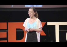 How to make positivity stick | Caitlin Haacke | TEDxTeen.