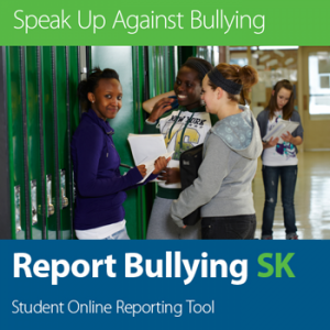 Report Bullying SK