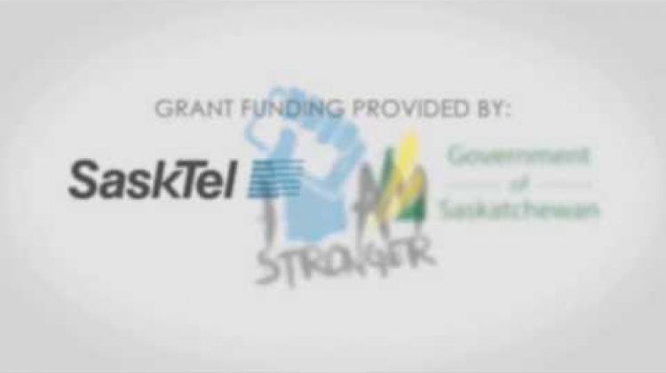I Am Stronger Community Grant.